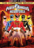 Power Rangers Mega: The Complete Season (DVD + UltraViolet) Movie