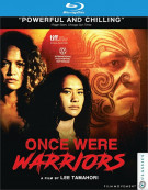 Once Were Warriors Blu-ray