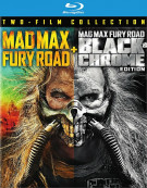 Mad Max: Fury Road /Fury Road Black & Chrome (Double Feature) Blu-ray