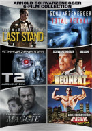 Arnold Schwarzenegger 6-Film Collection Movie