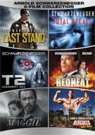 Arnold Schwarzenegger 6-Film Collection Movie