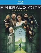 Emerald City: Season One (Blu-ray + UltraViolet) Blu-ray