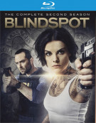 Blindspot: The Complete Second Season Blu-ray