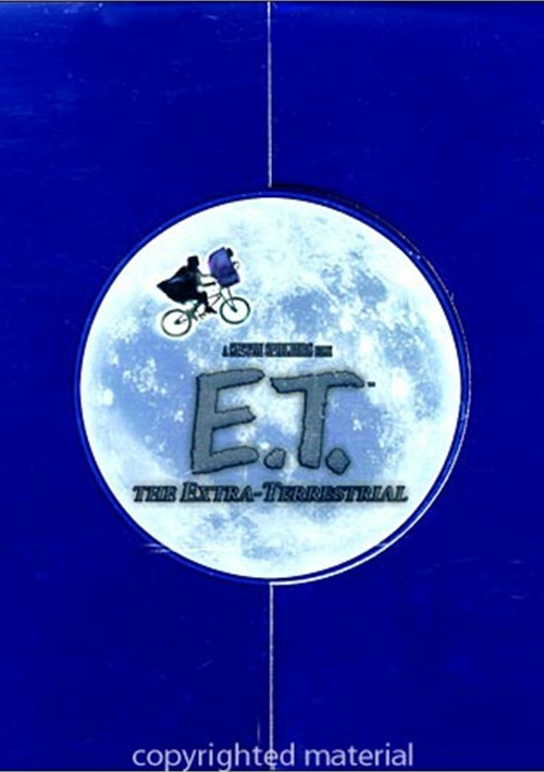E.T. The Extra-Terrestrial: Ultimate Gift Set Movie