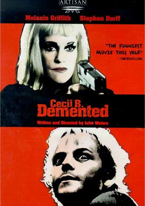 Cecil B. Demented Movie