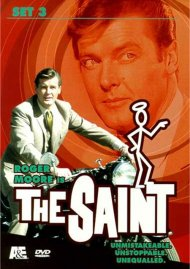 Saint, The: Set #3 - Volume 5 & 6 Movie