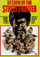 Sonny Chiba: Return Of The Street Fighter Movie