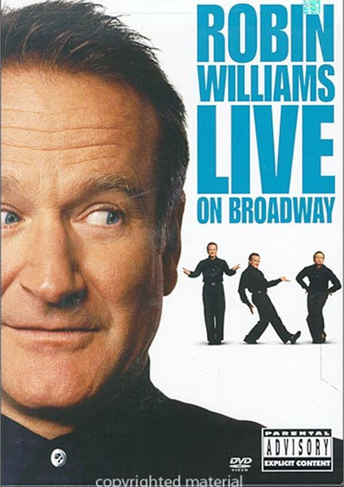 Robin Williams: Live On Broadway Movie