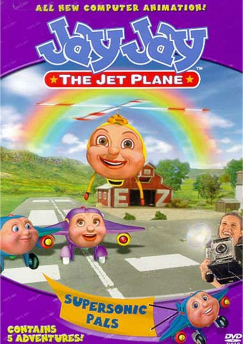 Jay Jay The Jet Plane: Supersonic Pals Movie