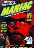 Maniac (Alpha) Movie