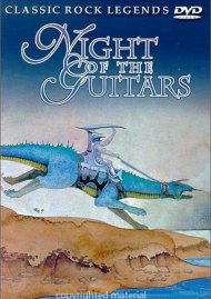 Classic Rock Legends: Night of the Guitars  Movie