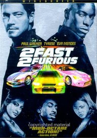 2 Fast 2 Furious (Widescreen) Movie