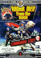 Radar Men From The Moon / Super Cartoons Movie