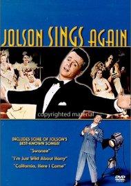 Jolson Sings Again Movie