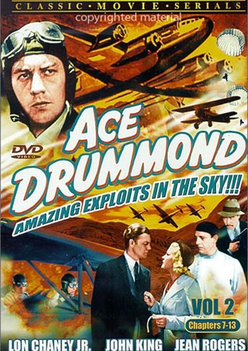 Ace Drummond: Volume 2 Movie