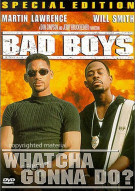 Bad Boys / Bad Boys II (2 Pack) Movie