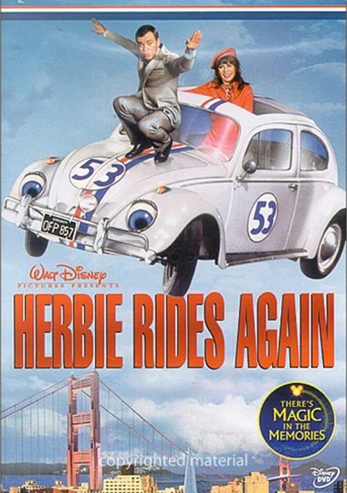 Herbie Rides Again Movie