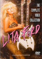 Lita Ford: The Complete Video Collection Movie