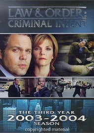 Law & Order: Criminal Intent - The Third Year Movie