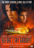 Before I Say Goodbye Movie