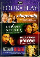 BET: Four Play - 4 Disc Set Movie