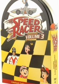 Speed Racer: Volume 3 Movie