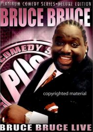 Platinum Comedy Series: Bruce Bruce Deluxe Edition Movie