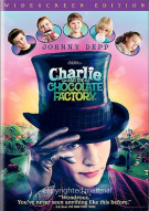 Charlie And The Chocolate Factory (Widescreen) Movie
