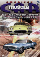 American Muscle Car: 53 - 62 Chevrolet Corvette / Chevrolet Camaro SS 396 Movie