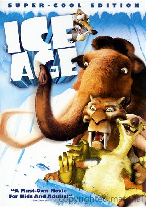 Ice Age: Super Cool Edition Movie