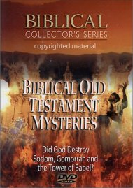 Biblical Collectors Series: Biblical Old Testament Mysteries Movie