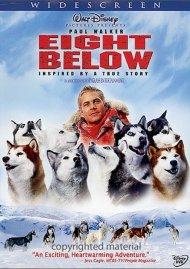 Eight Below (Widescreen) Movie