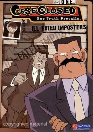 Case Closed: Season 1, Volume 3 - Ill-Fated Imposters Movie