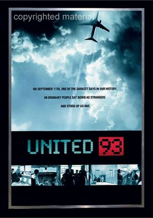 United 93 (Widescreen) Movie