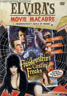 Elviras Movie Macabre: Frankensteins Castle Of Freaks Movie