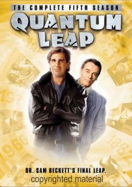 Quantum Leap: The Complete Fifth Season Movie