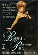 Bernadette Peters In Concert Movie