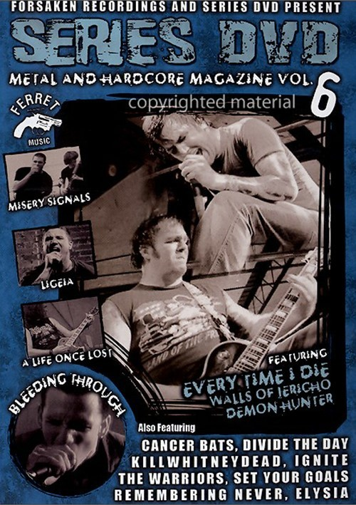 Metal & Hardcore: Volume 6 Movie