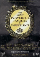 WWE: Most Powerful Families In Wrestling Movie