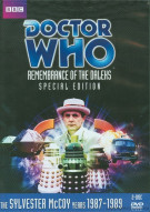 Doctor Who: Remembrance Of The Daleks Movie