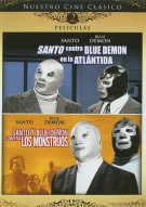 Santo Y Blue Demon En La Atlantida / Santo Y Blue Demon Contra Los Monstruos (Double Feature) Movie
