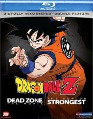 Dragon Ball Z: Dead Zone - The Movie / Dragon Ball Z: The Worlds Strongest (Double Feature) Blu-ray