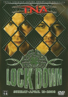 Total Nonstop Action Wrestling: Lockdown 2008 Movie