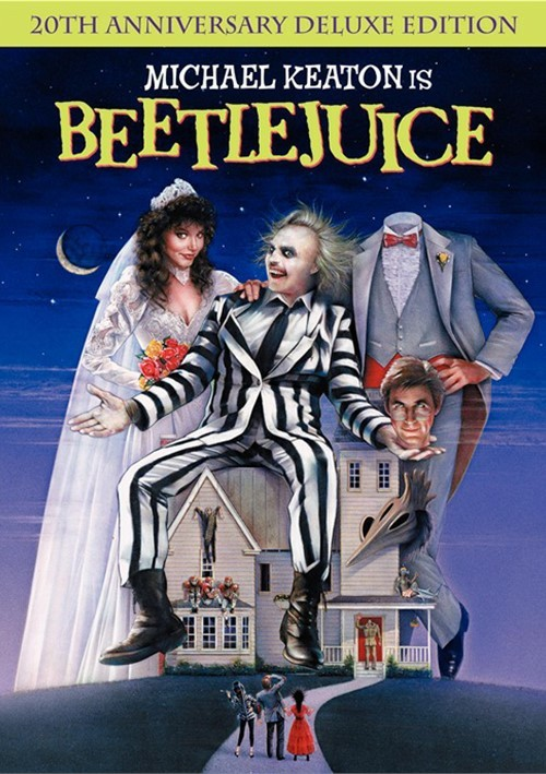 Beetlejuice: 20th Anniversary Deluxe Edition Movie