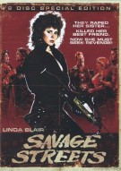 Savage Streets: 2 Disc Special Edition Movie