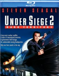 Under Siege 2: Dark Territory Blu-ray