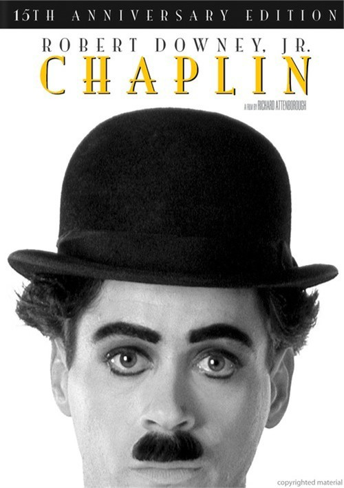 Chaplin: 15th Anniversary Edition Movie
