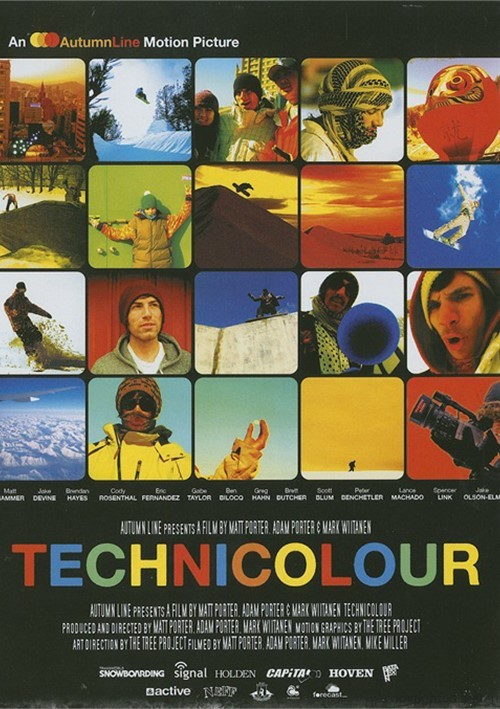 Technicolour Movie