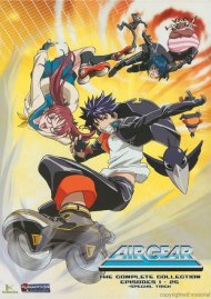 Air Gear: The Complete Collection Movie