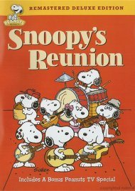 Snoopys Reunion: Deluxe Edition Movie